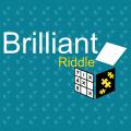 Puzzle | Brilliant Riddle Math Games Icon