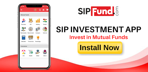 Best Mutual Funds App, Start Online SIP : SIPfund apk