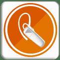 Bluetooth Headset Speedup Icon