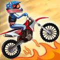 Top Bike - best physics bike stunt racing game Icon