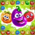 Funny Farm match 3 game Icon