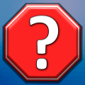 What's the traffic sign? Icon