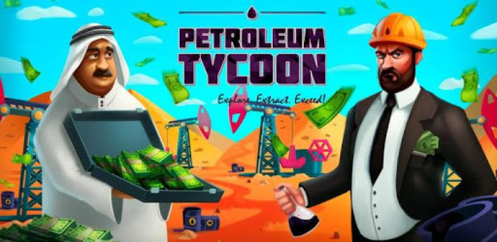 Idle Oil Tycoon: Gas Factory Simulator apk