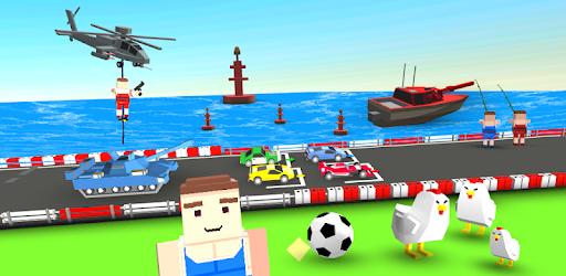 Cubic 2 3 4 Player Games apk