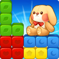 Bunny Blast - Puzzle Game Icon