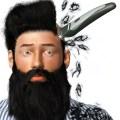 Real Haircut Salon 3D Icon