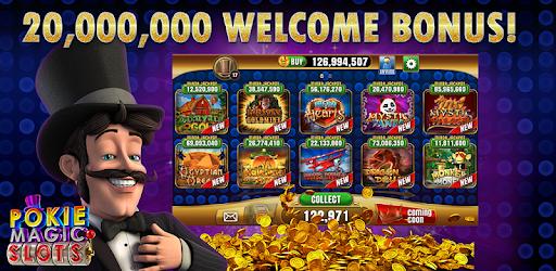 Pokie Magic Casino Slots - Fun Free Vegas Slots apk