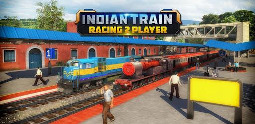 Train Racing - train games apk