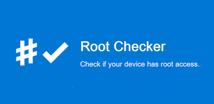 Root Checker - Check if the device has root access apk