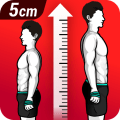 Increase Height Workout - Height Increase, Taller Icon