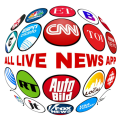 All Live News:- Stock Market,sports,Breaking News Icon