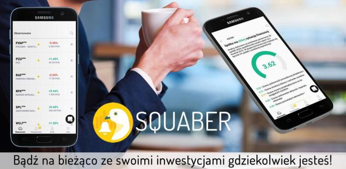 Stock alerts, quotes and market strategies Squaber apk
