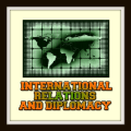 International Relations and Diplomacy Icon