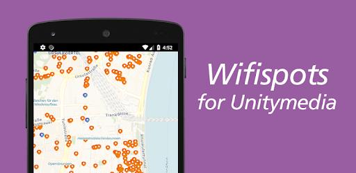 Wifispots for Unitymedia apk