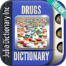 Drug Dictionary Icon