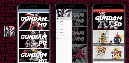 Gundam Kits Collection apk