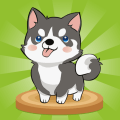 Puppy Town - Merge & Win💰 Icon