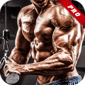 30 Day Fitness Challenge : Fitness Workout at Gym Icon