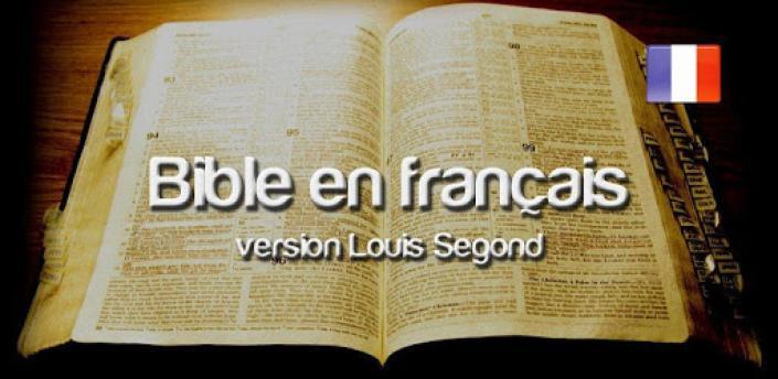 Bible en français Louis Segond apk