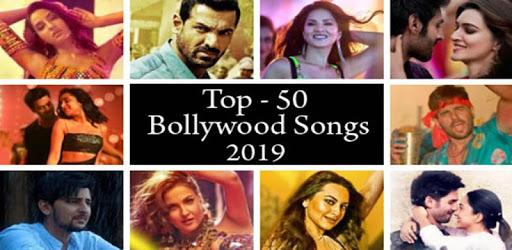 Top 50 Bollywood Songs 2019 apk