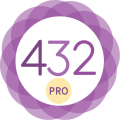 432 Player Pro - Lossless 432hz Audio Music Player Icon