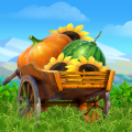 Wild West: New Frontier. Farm tycoon: village life Icon