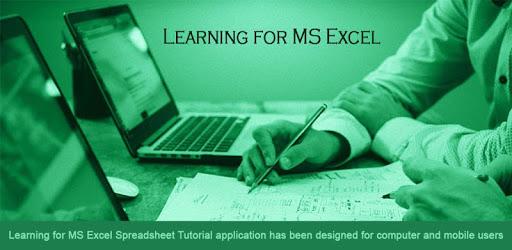 Learn for Microsoft Excel Spreadsheet apk