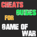 Cheats Tips For Game Of War Fire Age Icon