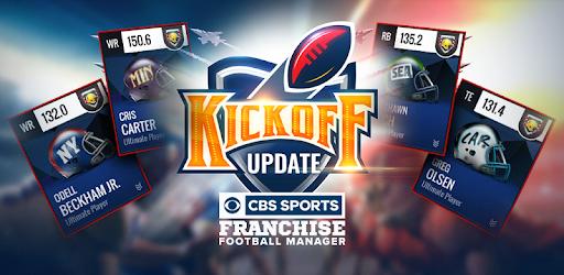 CBS Sports Franchise Football apk