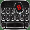 Silver Metal Keyboard Theme Icon