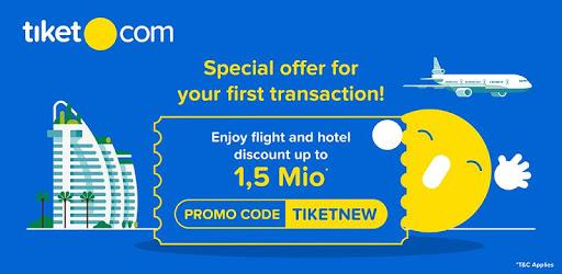 tiket.com Book Hotel & Flight apk