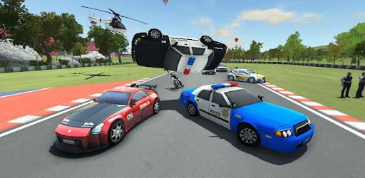 Police Car Drift Race apk