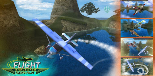 Real Plane Flight Simulator: Flying Pilot apk