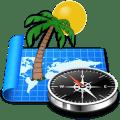 Dominican Republic and Haiti Icon