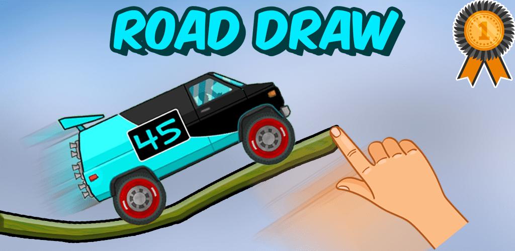 Road Draw: Climb Your Own Hills apk