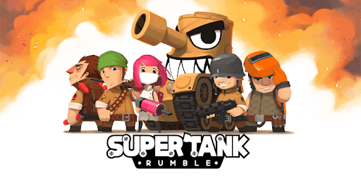 Super Tank Rumble apk