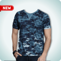 Man Tshirt Photo Suit Icon