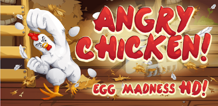Angry Chicken: Egg Madness! - Catch Chicken Eggs apk