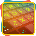 ai.type Rainbow Color Keyboard Icon