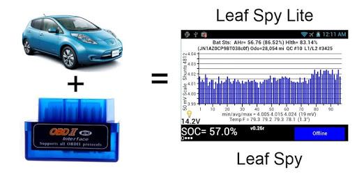 Leaf Spy Lite apk