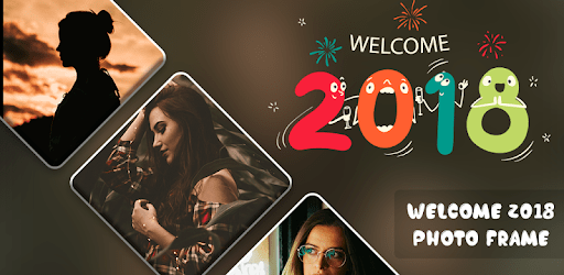 Welcome 2020 Photo Frame apk