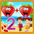 Numbers and Math Game for Kids Icon