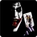 Black Joker Keyboard Icon