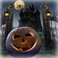 Haunted House LWP Icon