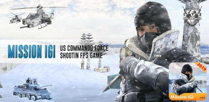 Call Of Mission IGI Warfare: Special OPS Game 2020 apk
