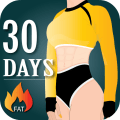 Female Fitness Pal - Women Workout at Home Icon