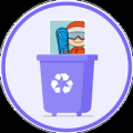 Recover Deleted Photos - Restore Deleted Pictures Icon