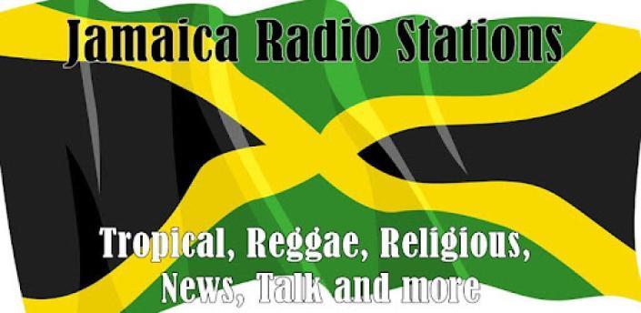 Jamaica Radio Music & News apk