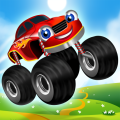 Monster Trucks Game for Kids 2 Icon