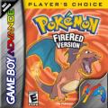Pokemon FireRed Version Icon